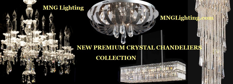 Mnglighting Montreal Crystal Chandeliers Modern